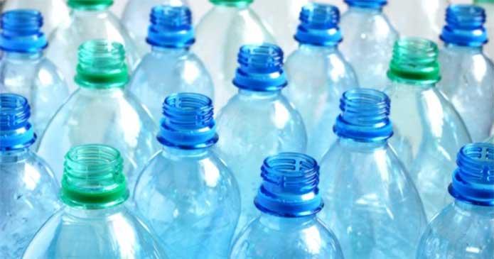 Ahorrar en botellas de agua